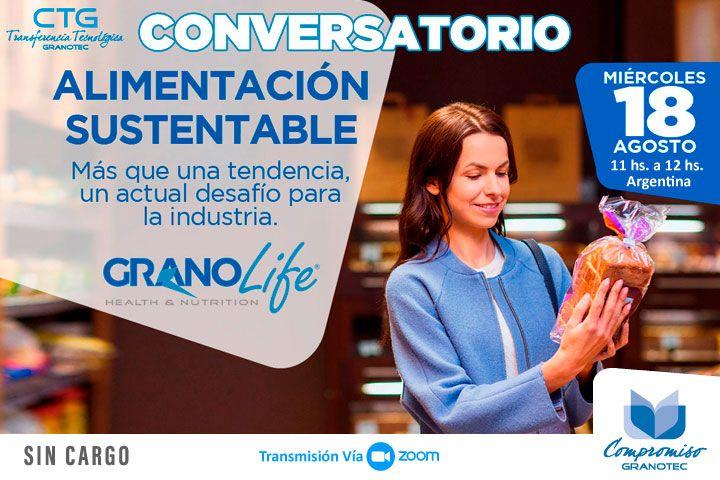 Conversatorio Alimentación Sustentable