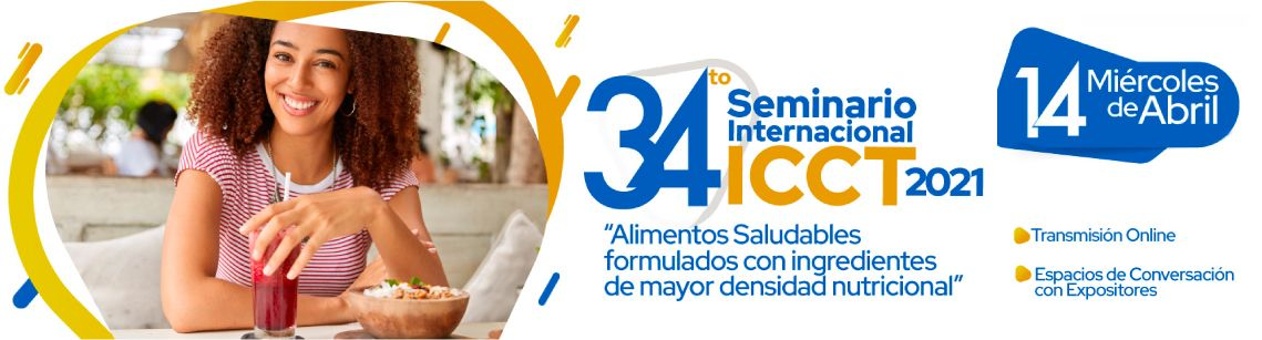 ICCT2021 Alimentos saludables formulados con ingredientes de mayor densidad nutricional