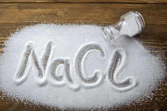 Exceso de sodio y su impacto en la salud